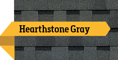 Atlas StormMaster Shake Heatherstone Gray SBS Shingle
