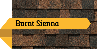 CertainTeed Burnt Sienna SBS Shingle