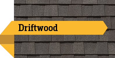 CertainTeed Driftwood SBS Shingle