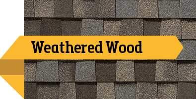 CertainTeed Weatherwood SBS Shingle