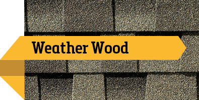 GAF Timberline Armorshied II Weather Wood SBS Shingle